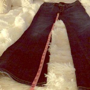 Hudson jeans size 28!